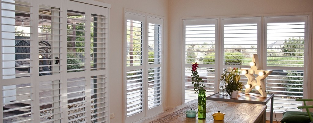 DIY Plantation Shutters installed 16