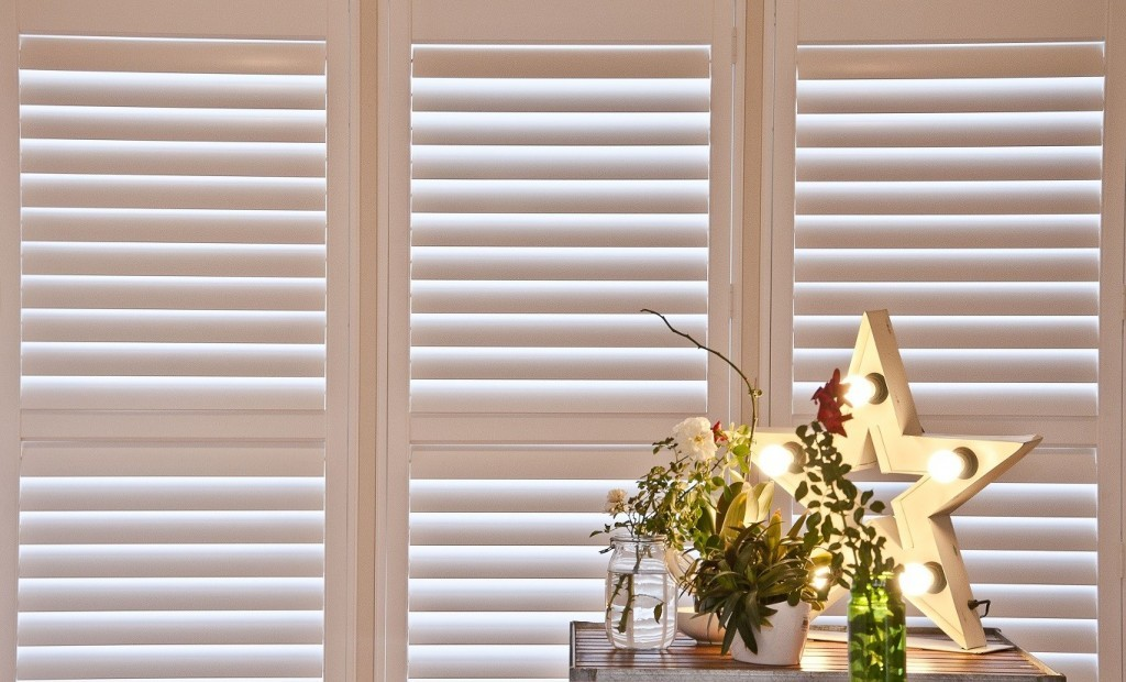 DIY Plantation Shutters installed 13