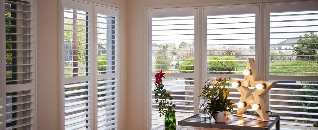 DIY Plantation Shutters installed 12