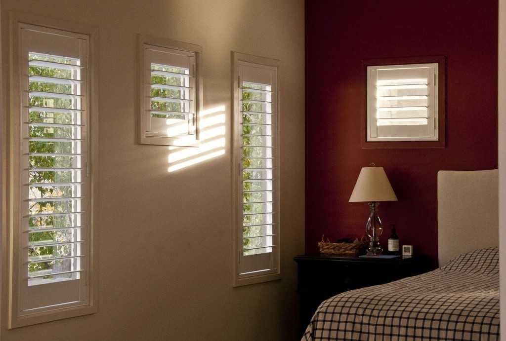 DIY Plantation Shutters installed 7