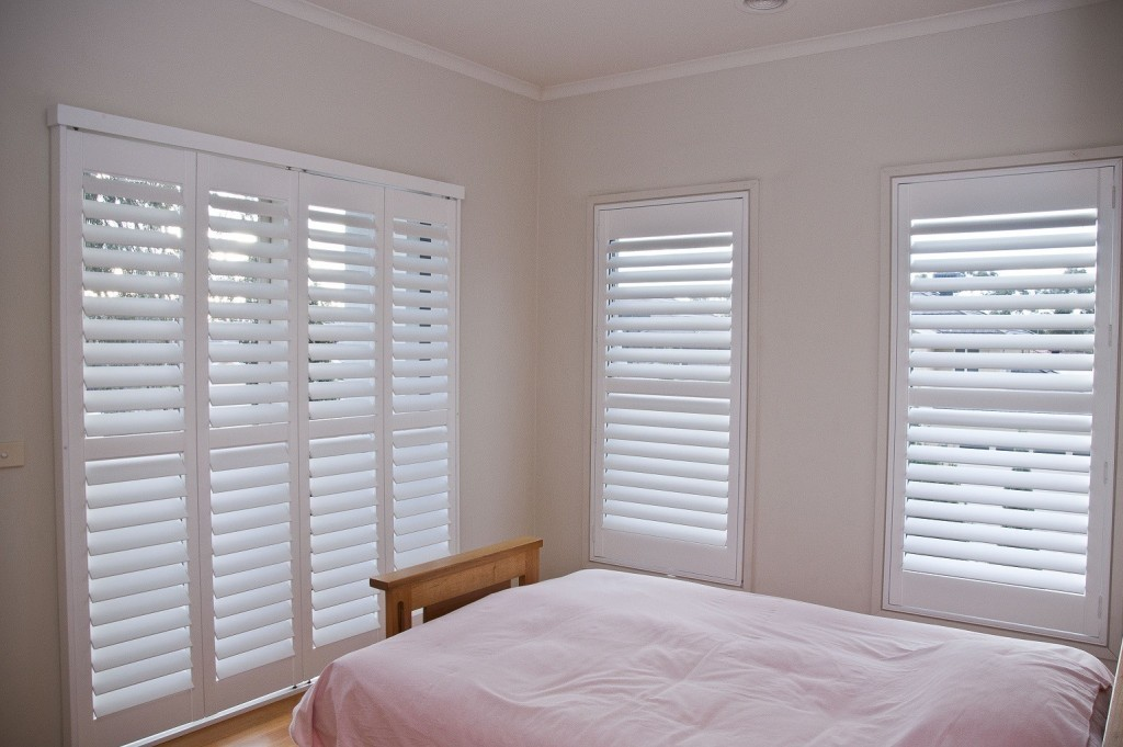 DIY Plantation Shutters installed 4