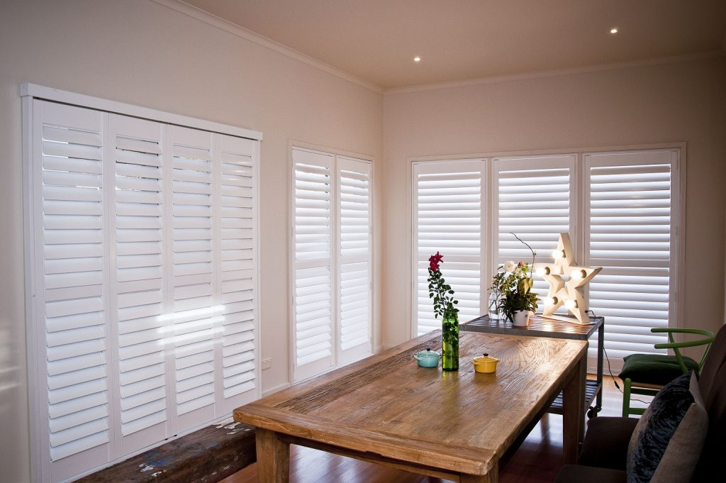 DIY Plantation Shutters installed 15